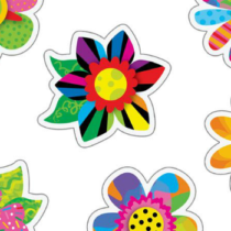 Adjective Flower Craft for Kids