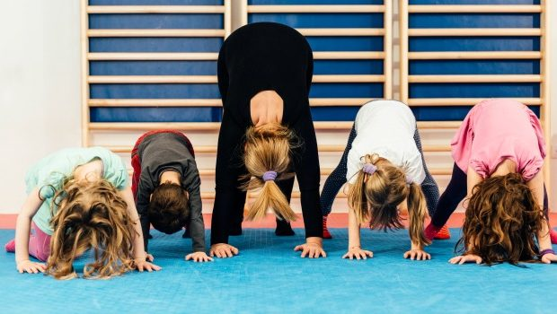 Developing Common Core Muscles in Preschool