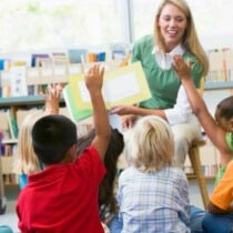 Literacy: Incorporating Story Time into the Routine of a Young Child's Day - Literacy in Preschool